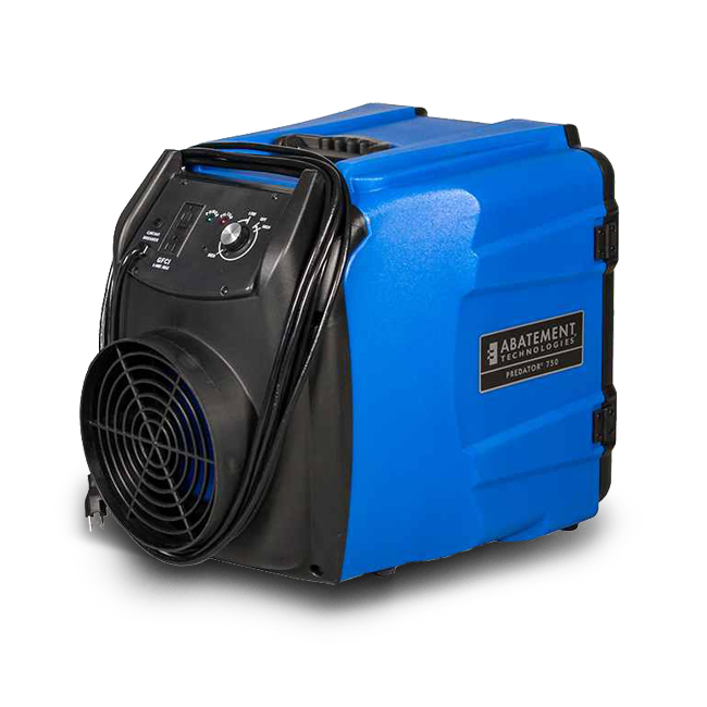Pred750 Portable Air Scrubber Rentquip Canada Circuit Breaker Click To Enlarge Image