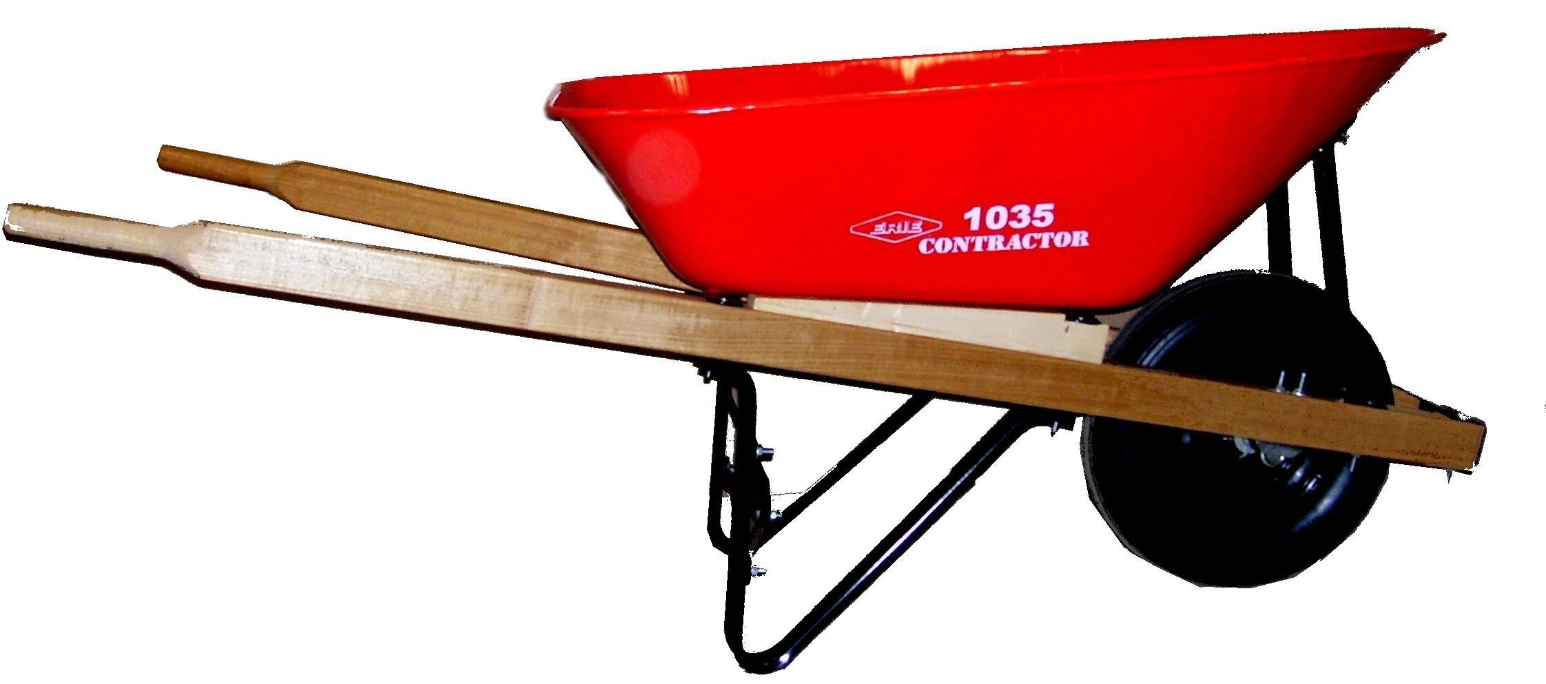 Sinclair Erie Contractor Wheelbarrow Rentquip Canada
