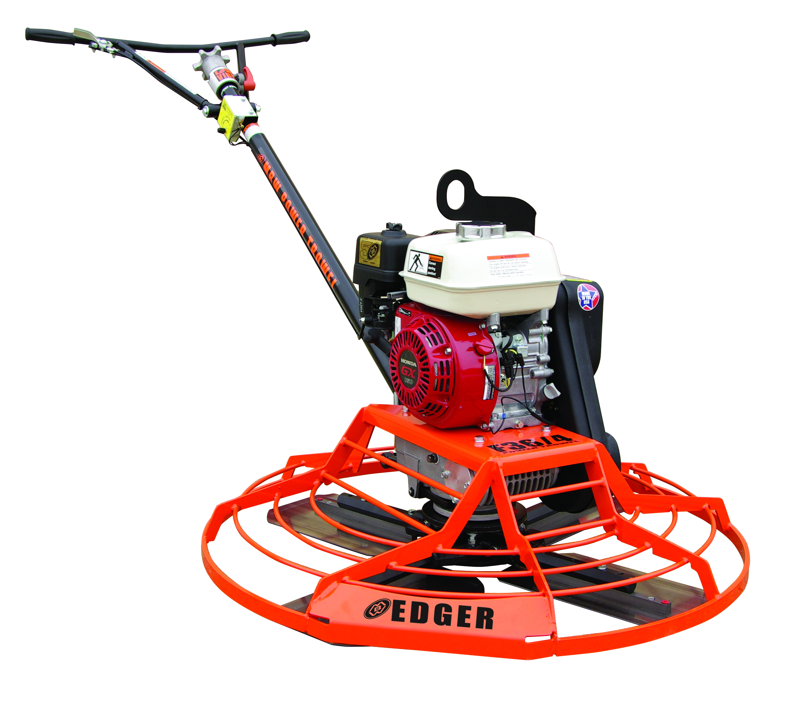 parts blades honda ton ruggedmade by lawn log splitter powered horizontal vertical side horz mower engine gas way right