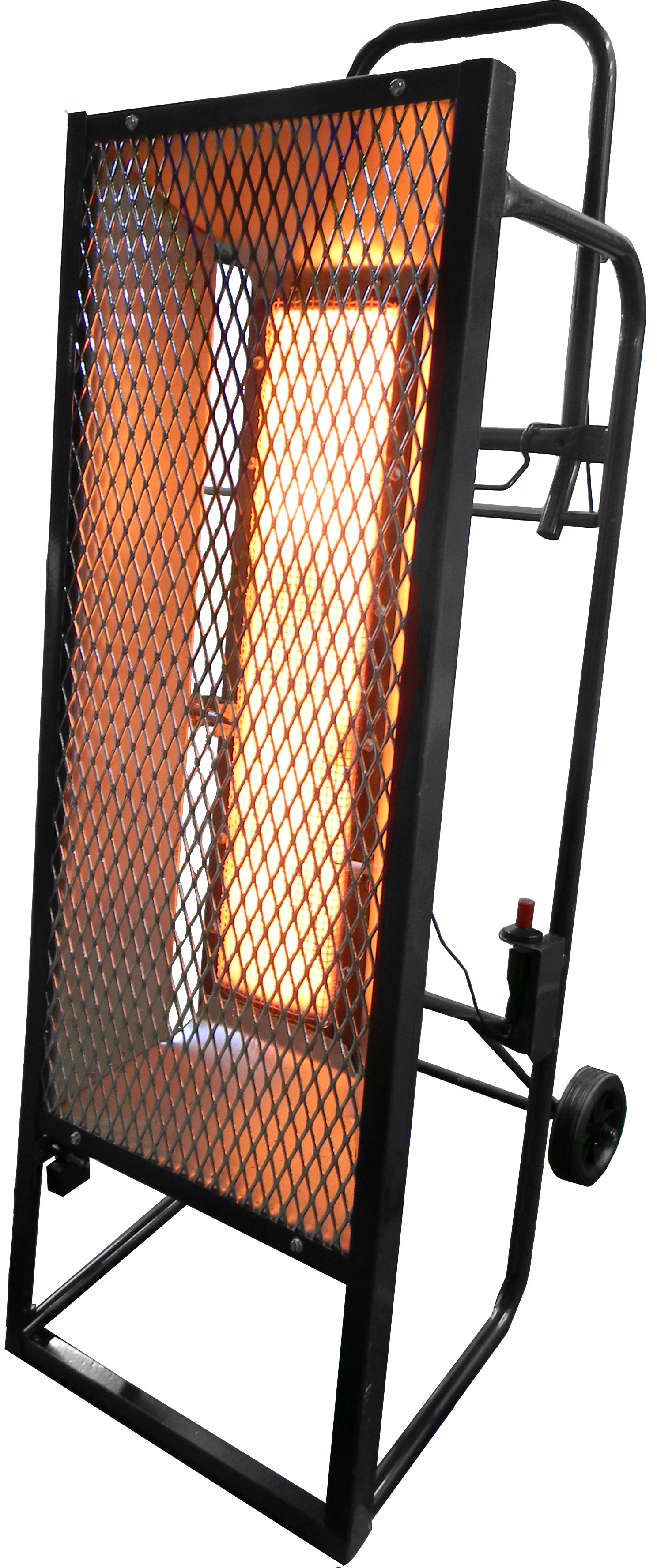 Are L. B. White propane heaters highly rated?